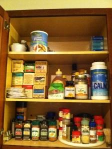 Coconut flour, coconut oil, teas, spices, etc.