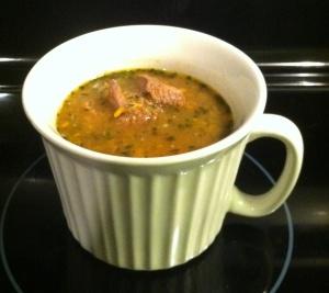 Beef Paleo Stew