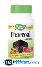 Nature's Way - Activated Charcoal