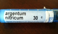 Argentum Nitricum for Stage Fright